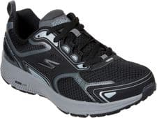 Skechers GOrun Consistent Mens Sports Black / Grey